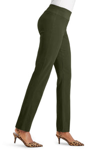 Plus Pnt Updated Bi Stretch Straight Leg Pant