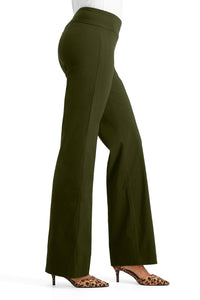New Bi-Stretch Wide Leg Pant - Misses