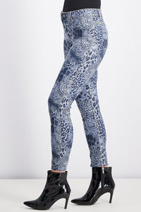 Reversible Jean Legging - Misses