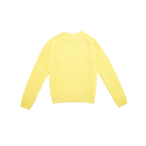 Round Neck Pullover Casual Sweater