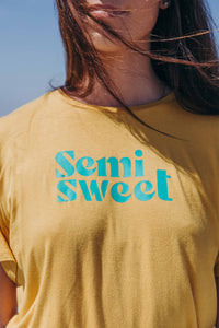 Ladies Knit Semi Sweet GTee