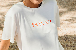 Ladies Knit Friday Tee