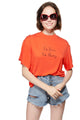 Ladies Knit Norain Tee