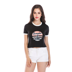 Ladies Knit Summerlove Tee