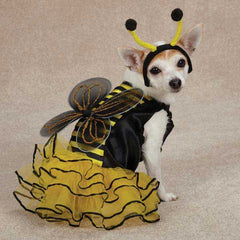 Casual Canine Bee Mine Costume