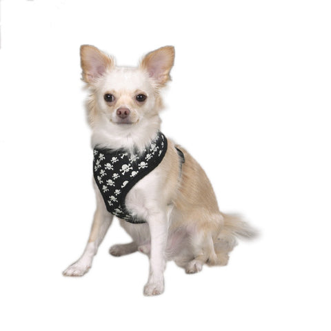 Casual Canine Crossbone Dog Harnesses