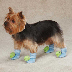 Casual Canine Dino Dog Slippers