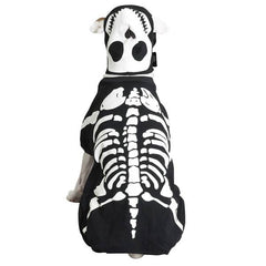 Casual Canine Glow Bones Costumes