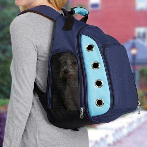Casual Canine Ultimate Backpack Dog Carriers