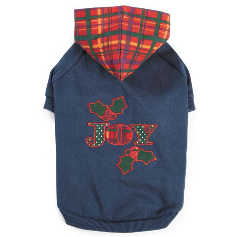 East Side Collection Holly Days Joy Hoodies