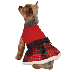 East Side Collection Yuletide Tartan Party Dresses