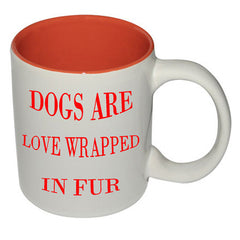 Dogs are Love Wrapped in fur