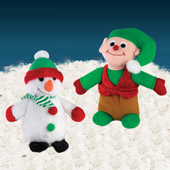 Zanies Holiday Friend Toys
