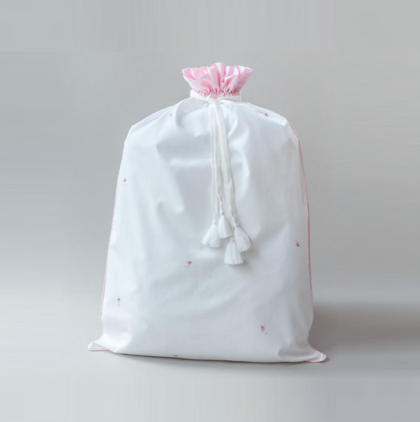 CHILDREN'S ROCOCO ROSES TRAVEL BAG