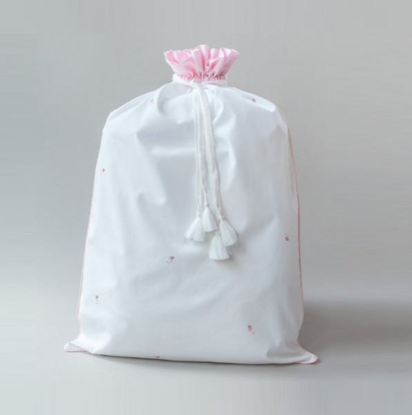 CHILDREN'S ROCOCO ROSES LAUNDRY BAG