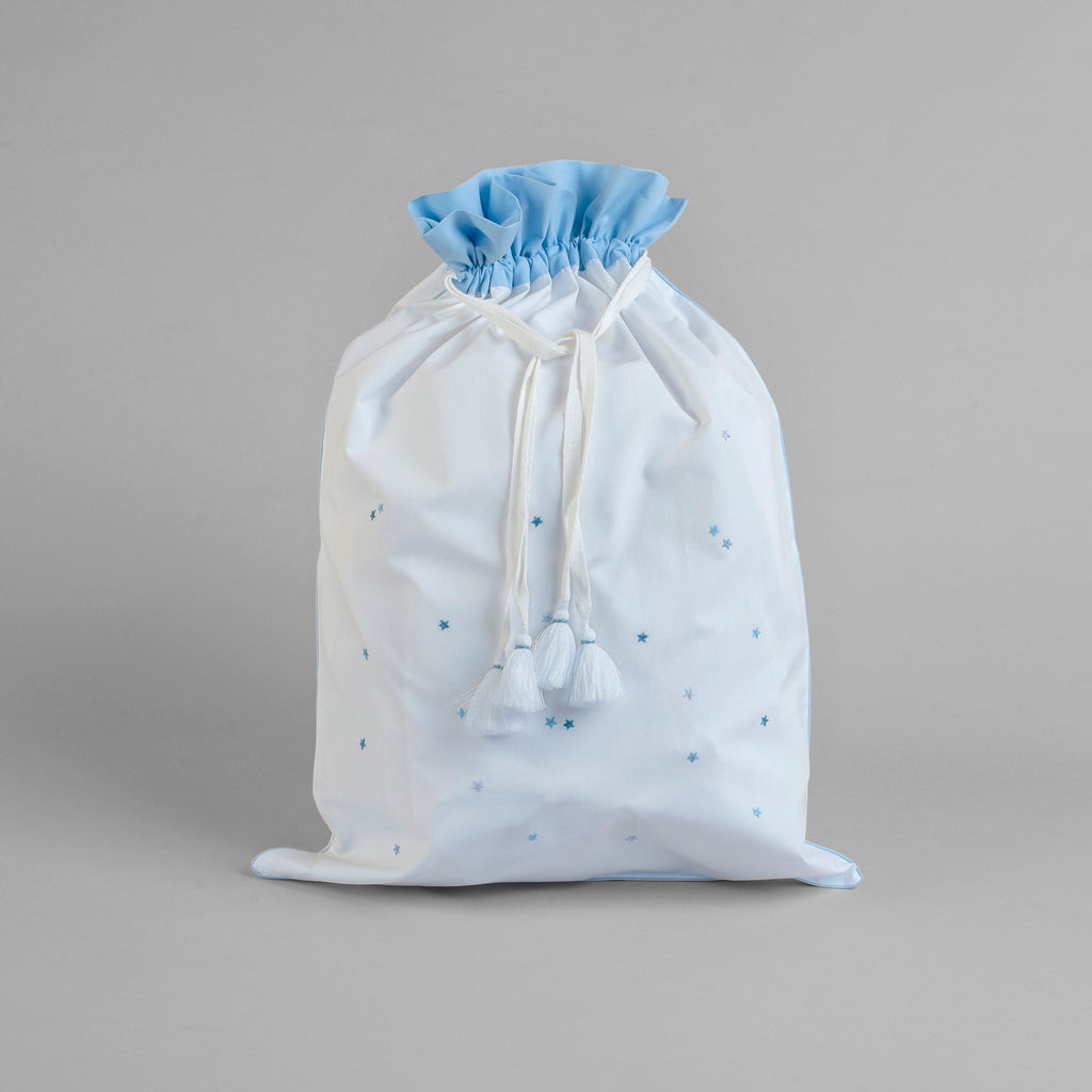 CHILDREN'S STARS LAUNDRY BAG