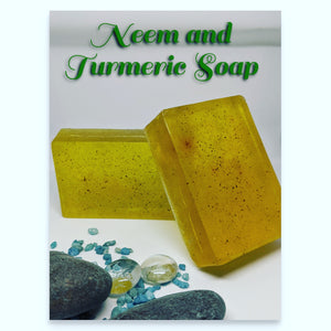 Neem and Turmeric-110g