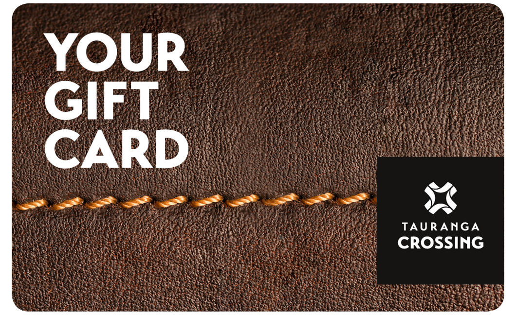 Gift Card (Leather)