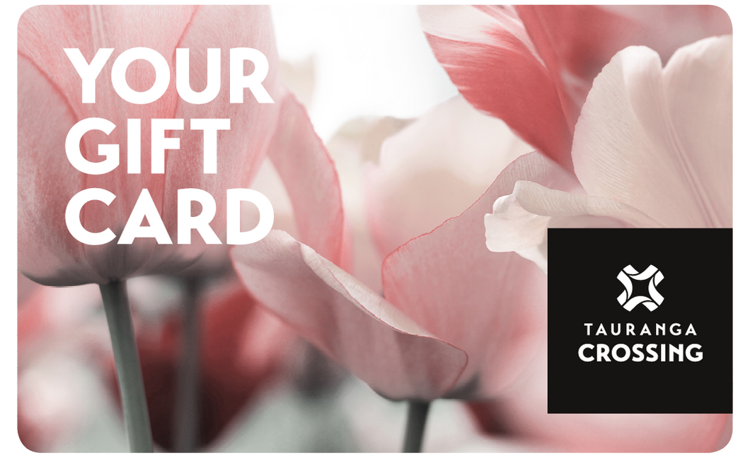 Gift Card (Floral)