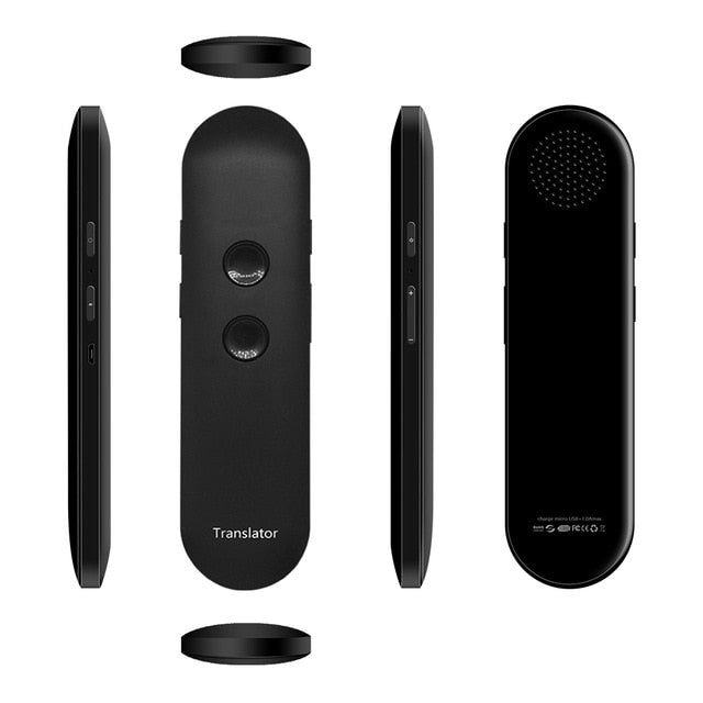 Real Time Two-Way Voice Translator Device