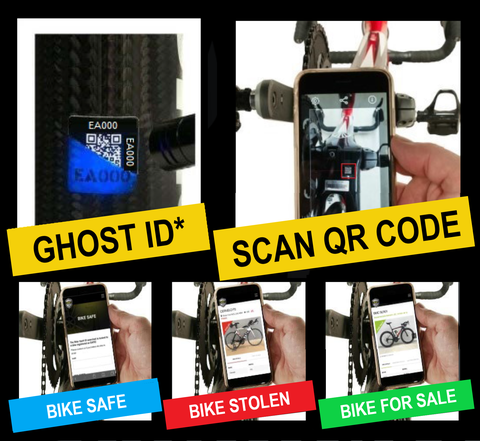 BIKE ID KIT + FAMILY PACK