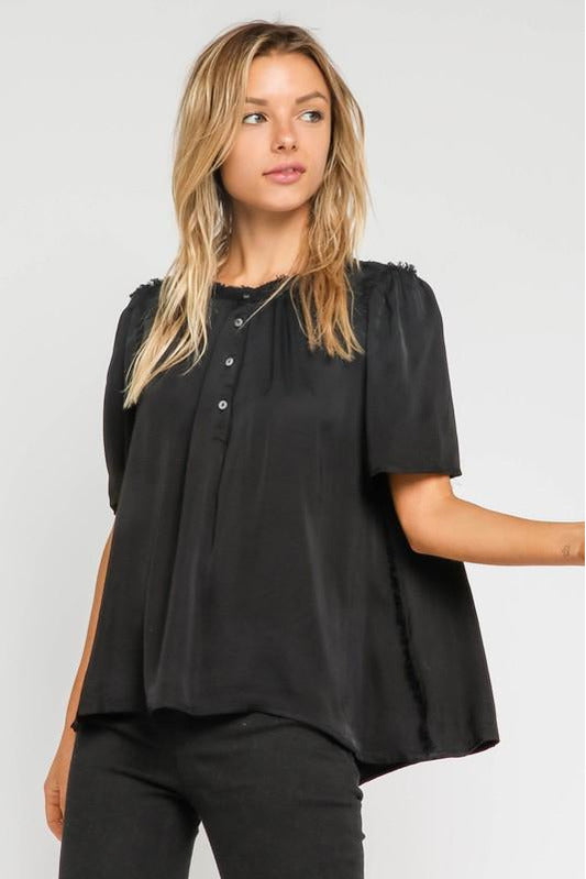 It All Matters Top Black