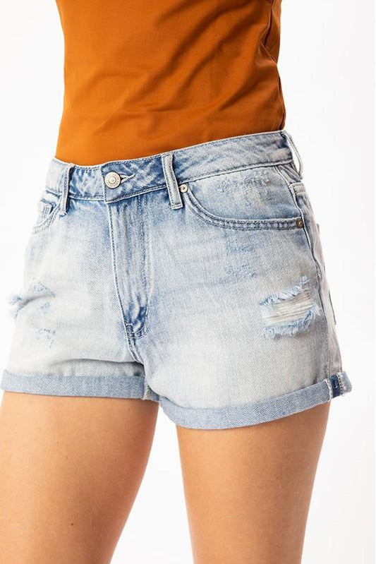 Sweet Hazel High Rise Shorts