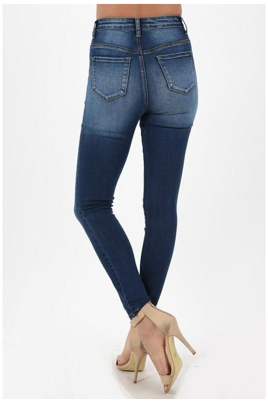 Leslie High Rise jeans