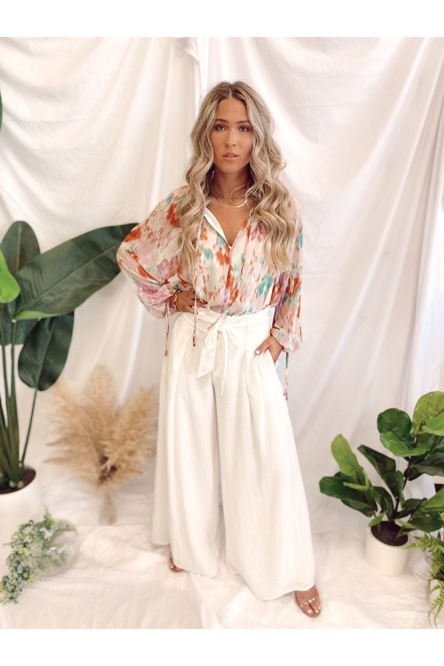 Sweets Floral Top