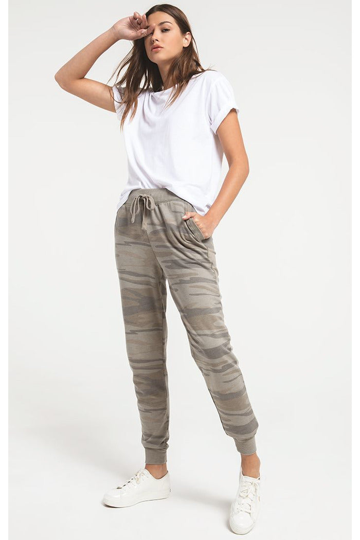 The Camo Pant Light Sage