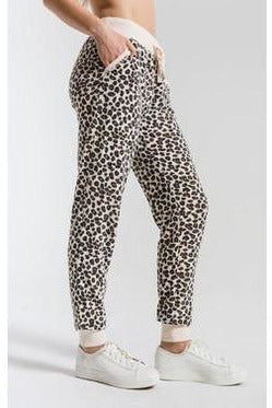 Multi Leopard Joggers by Z Supply