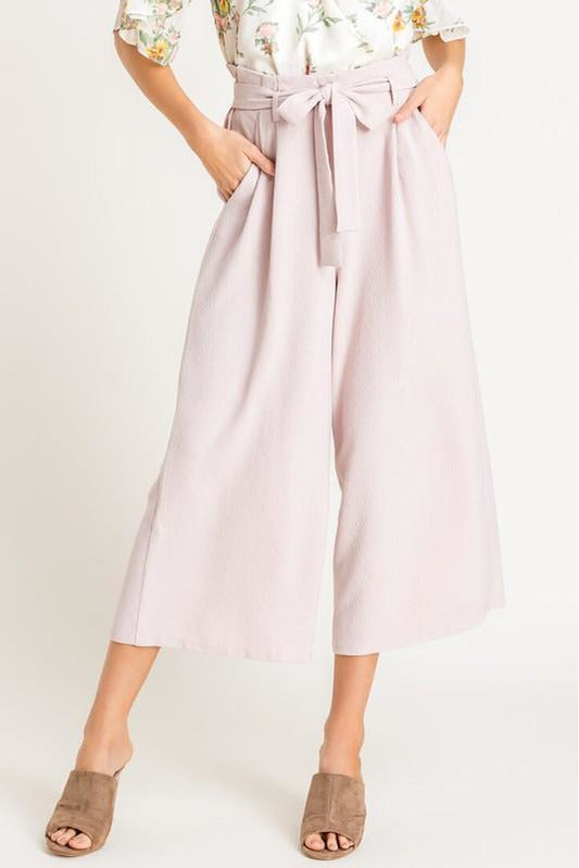 A Dime Trousers in Blush
