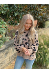 Leopard Lover Sweater Mocha