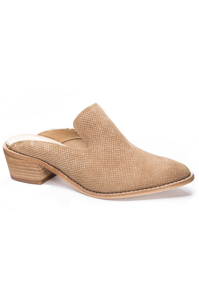 Marnie Snake Mule by Chinese Laundry