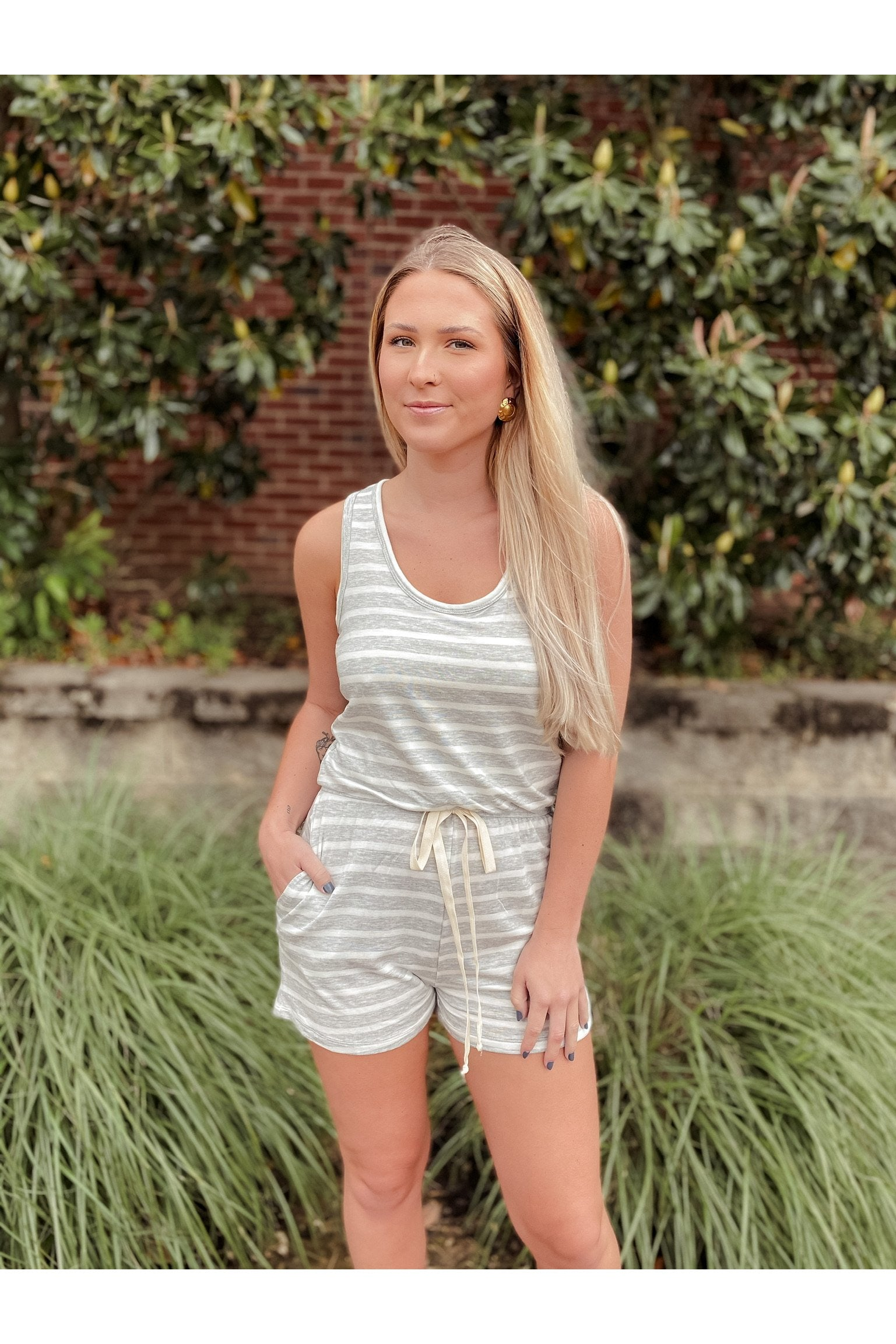 Open Spaces Romper