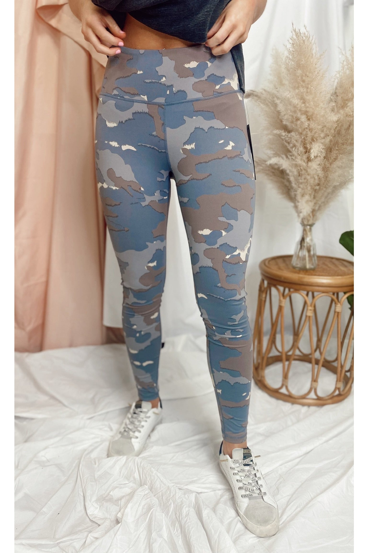 Smooth Way Leggings