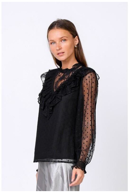 Now Or Never Blouse