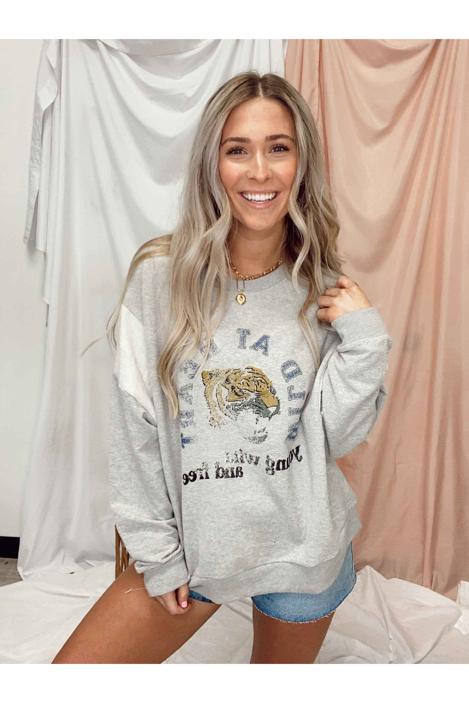 Tiger Power Sweatshirt