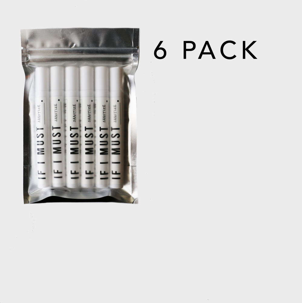 Sanitizer Sticks - 6 Pack