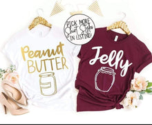 Load image into Gallery viewer, Peanut Butter & Jelly - Youth & Toddler