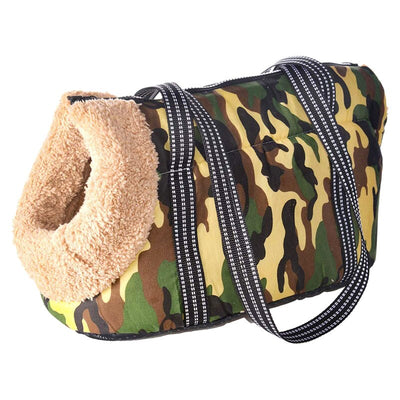 Puppy Carrier S/M For Small Dogs Cozy Soft Bags Backpack Outdoor Travel Pet Sling Bag Chihuahua Pug Pet Supplies