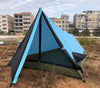 Ultralight Tent Portable 1 Person Tent UV Protection Waterproof Tents 4 Seasons Camping Outdoor Tent for Beach