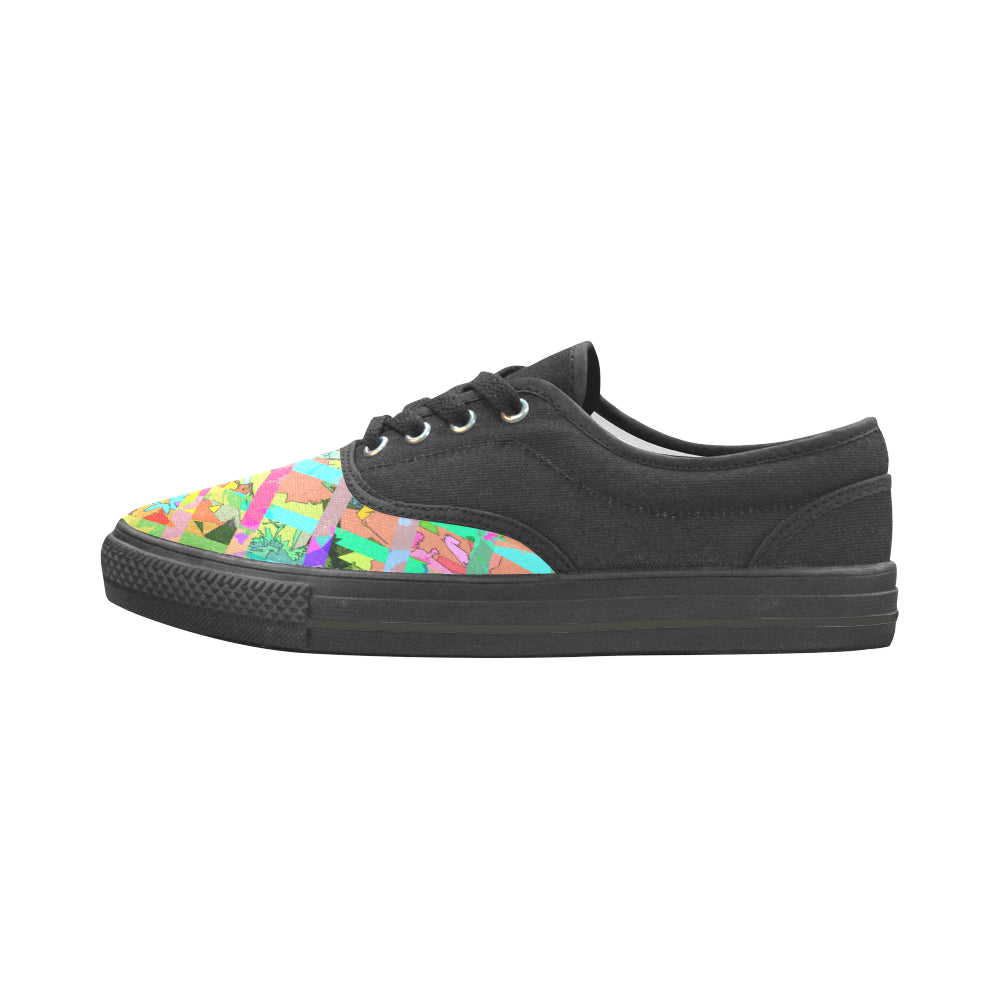 Skater Shoe Multi-Color Kicks from MacAi & Co Unisex Outdoors Relaxing