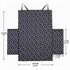 Dog Car Seat Cover Trunk Mat Cover Protector Carrying For Cats Dogs