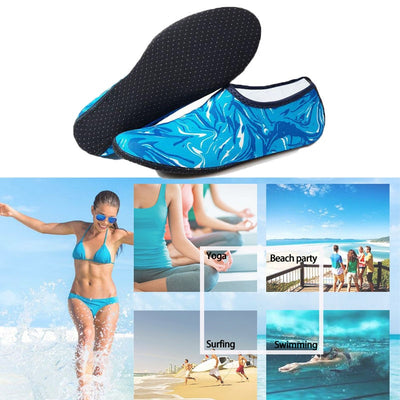 Water Shoes Quick-Dry Non-slip Yoga Beach Socks Swimming Beach Boat Shoes Unisex