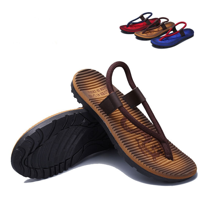 Sandals  Beach Shoes Outdoor Sports Flip-Flops Casual Sandals Gym Pool Travel Relax