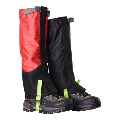 Waterproof Breathable Outdoor Hiking Walking Climbing Hunting Trekking Snow Legging Gaiters Leg Covers outdoor tools M L