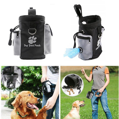 Dog Treat Pouch Carry All for Treats and Training Snacks