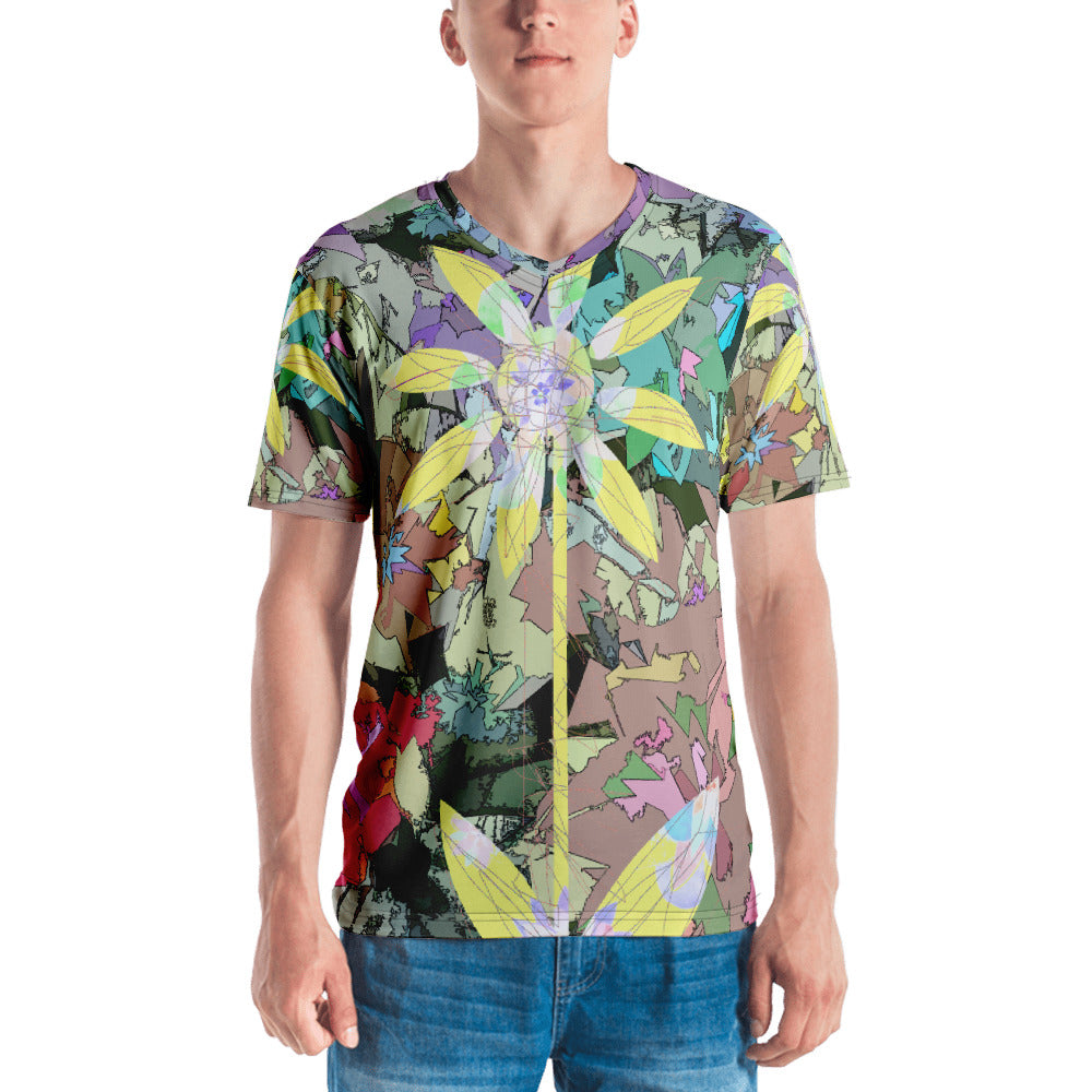 Pencil Flower Unisex T-Shirt from MacAi & Co