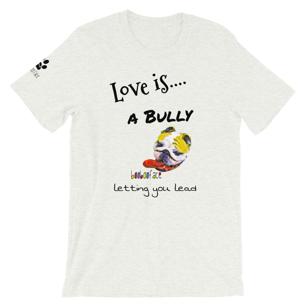 T-shirt BooBooFace  Love Is Collection from MacAi & Co